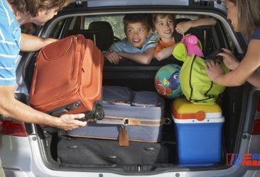L'organizzazione dei bagagli in macchina per le vacanze - FM