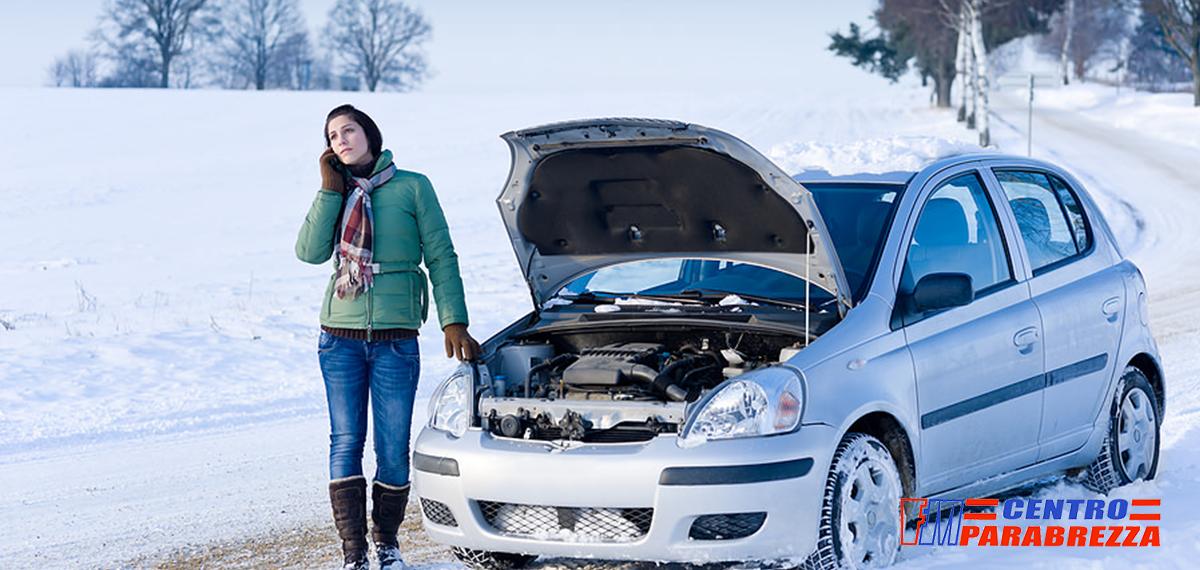 I controlli auto prima che arrivi il freddo - FM Centro Parabrezza