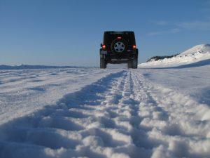 Guidare sul ghiaccio: alcuni consigli utili - FM Centro Parabrezza